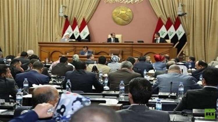 نواب أكراد يعتدون على النائب العبادي في البرلمان العراقي