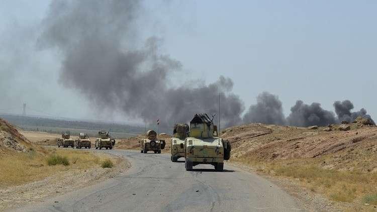 العراق يؤمن عسكريا طريق نقل النفط إلى إيران
