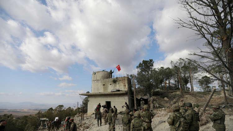 تركيا: سنقصف قوافل الأسلحة التي ستنقل إلى عفرين من أي مكان في سوريا