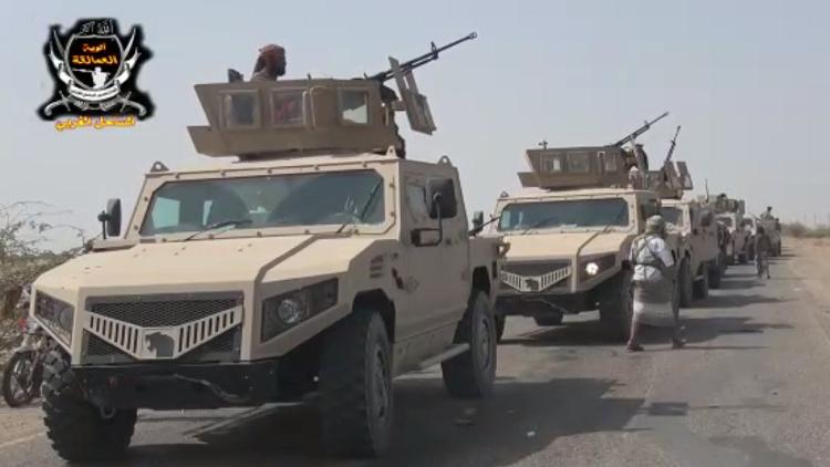 قوات هادي تدخل مدينة حيس