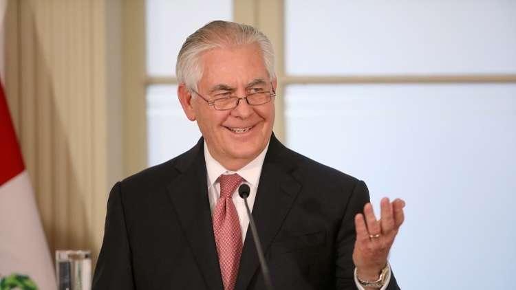 تيلرسون يعلق على احتمال الاجتماع بمسؤولين كوريين شماليين