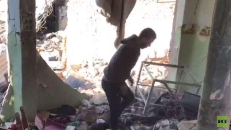 الموصل بعد هزيمة داعش.. دمار ورائحة موت