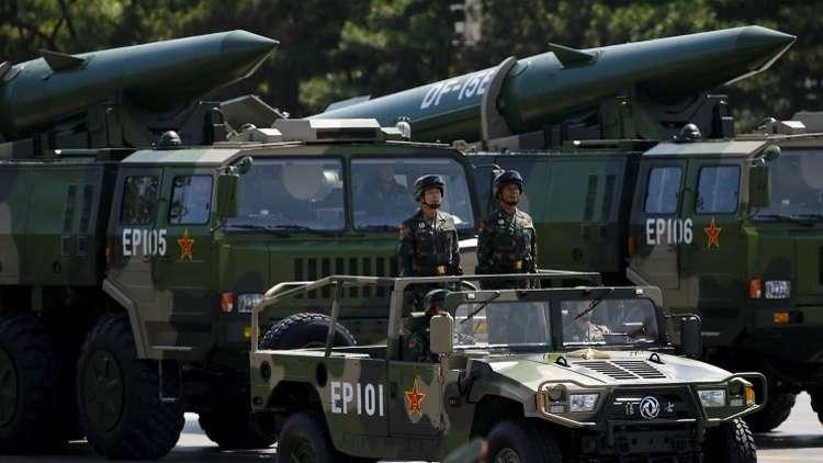 الصين تختبر صواريخ جديدة مضادة للصواريخ