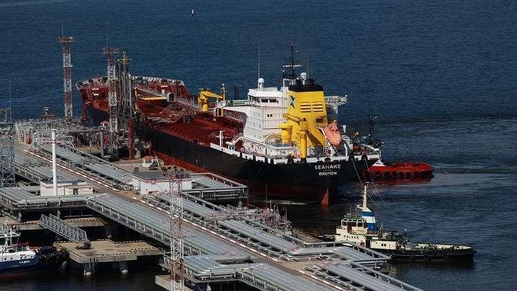 القراصنة يفرجون عن ناقلة نفط وطاقمها في خليج غينيا