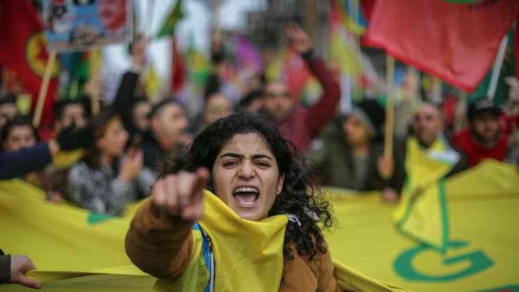 أمريكا قلقة من انتقال أكراد(ها) للقتال في عفرين