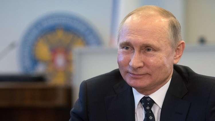 لجنة الانتخابات المركزية الروسية تسجل بوتين مرشحا لانتخابات الرئاسة 2018