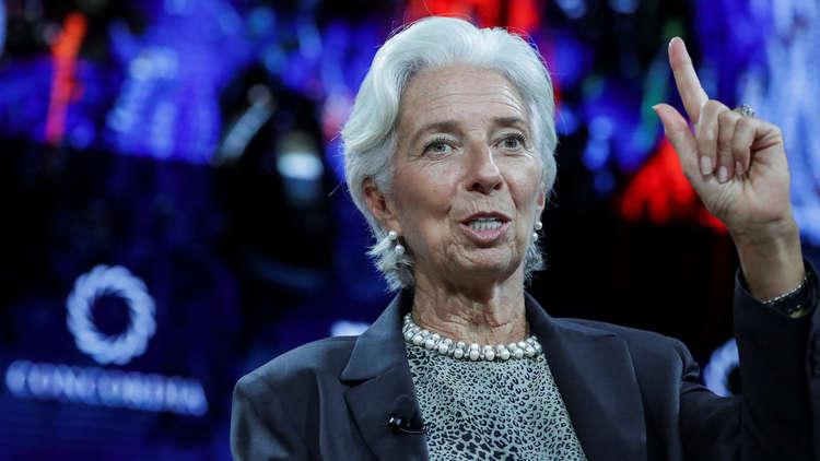 مديرة صندوق النقد الدولي تتحدث عن نقطة تحول بمصر وتقيّم خطوة تعويم العملة وخفض الدعم