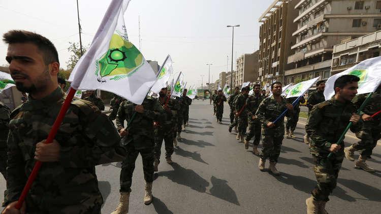 فصيلان مسلحان يطالبان بسحب كامل للقوات الأمريكية  من العراق