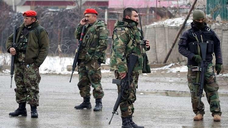 إقالة 7 ضباط أفغان عقب الهجوم على قاعدة في كابل