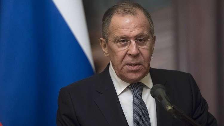 لافروف: أوكرانيا متعثرة في تنفيذ اتفاقيات مينسك