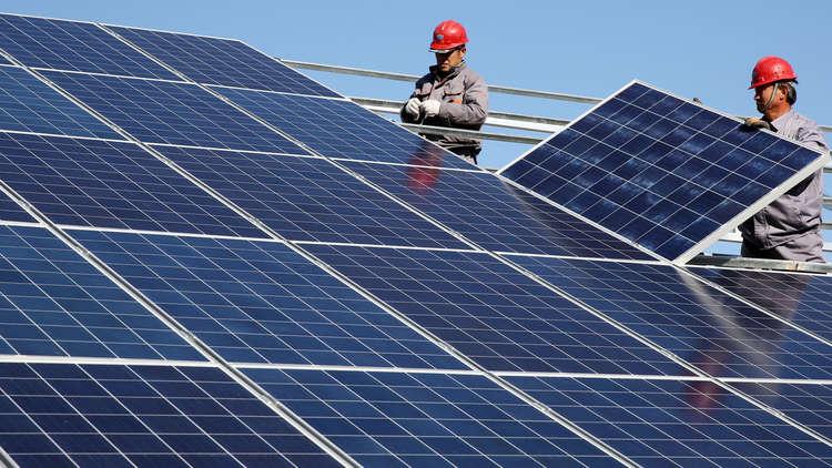 السعودية ترسي أول مشاريعها للطاقة الشمسية