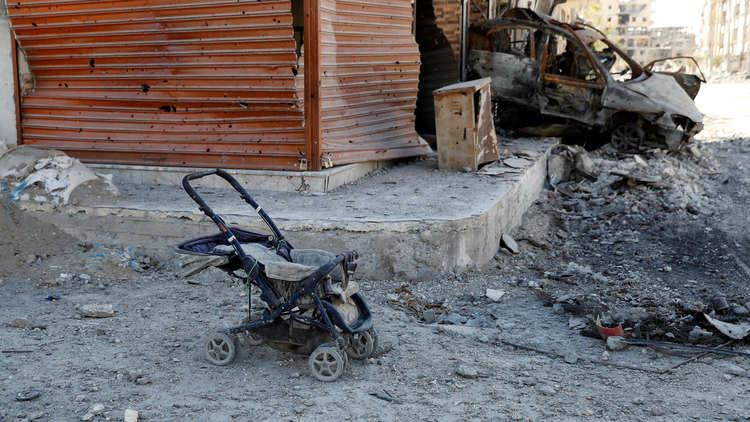 الأمم المتحدة تحذر سكان الرقة من العودة إليها