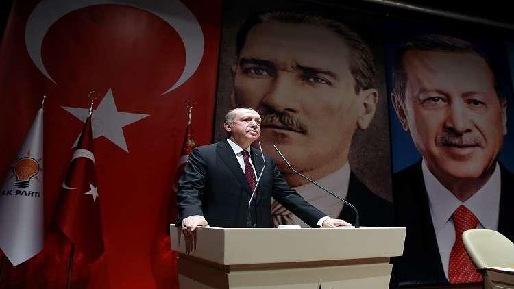 أردوغان سيجتمع بمسؤولين أوروبيين كبار في بلغاريا