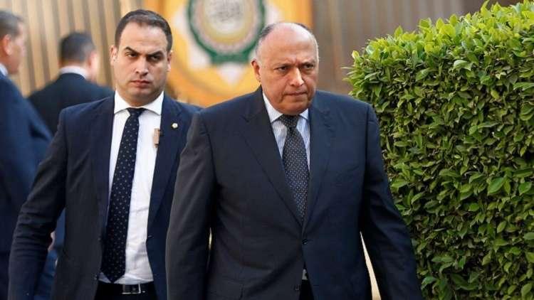مصر تحذر من المساس بسيادتها