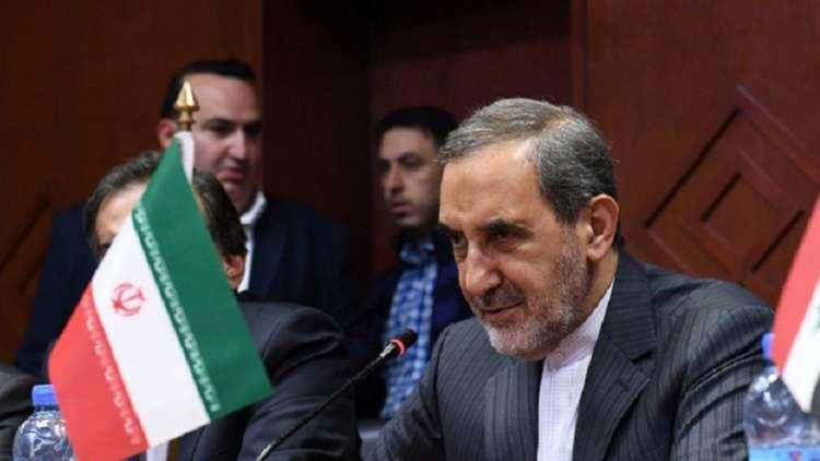 ولايتي: حلم واشنطن بتقسيم سوريا لن يتحقق