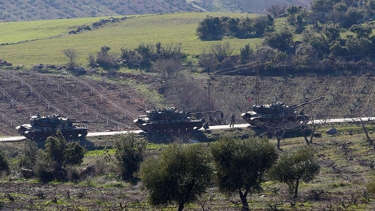 مقتل جنديين تركيين في عفرين