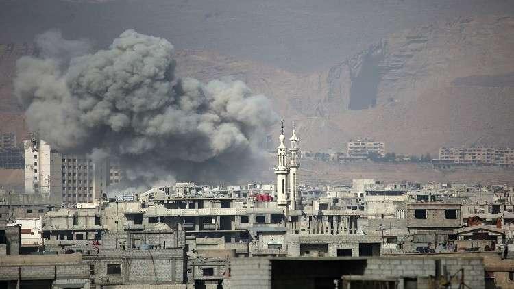 أنقرة تعلق على الوضع الميداني في غوطة دمشق الشرقية