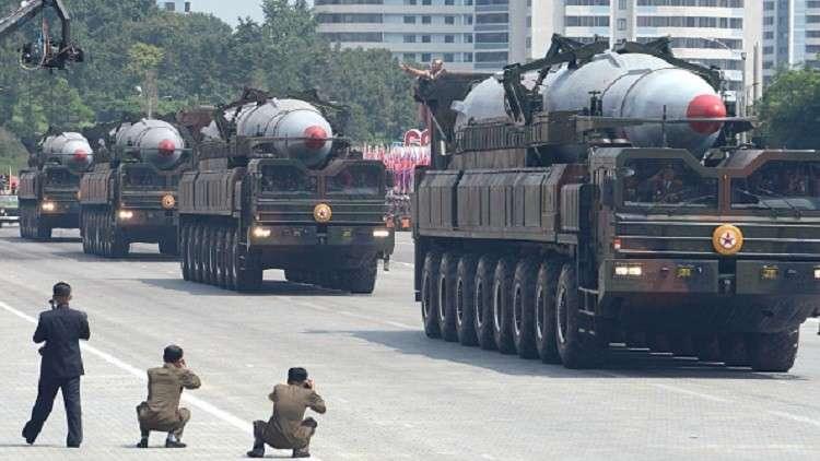 وسائل إعلام يابانية تتحدث عن حشود عسكرية وسط بيونغ يانغ!
