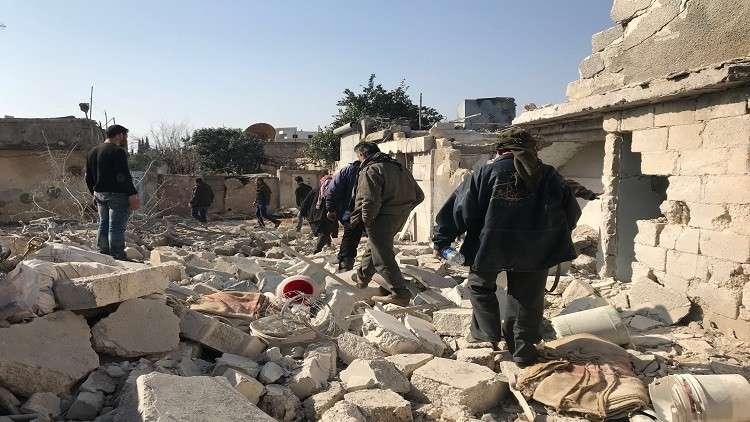 موسكو تعلق على تطور الأحداث في عفرين السورية