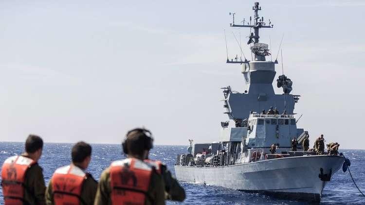 ألمانيا تبني أكبر سفن حربية للبحرية الإسرائيلية