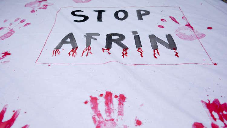 أكراد عفرين ينتقلون من الدفاع إلى الهجوم