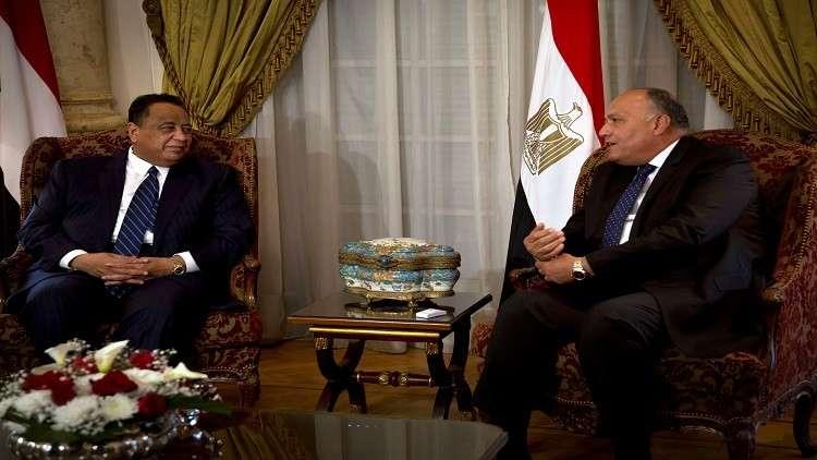 وزير الخارجية السوداني ينفي لنظيره المصري تحويل جزيرة سواكن الى قاعدة عسكرية تركية