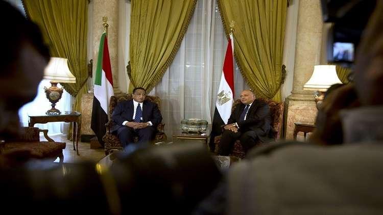 السودان ومصر يتفقان على عقد