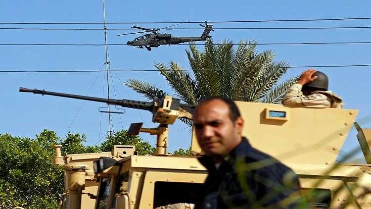 مصر.. حالة تأهب قصوى في مدينة العريش بشمال سيناء