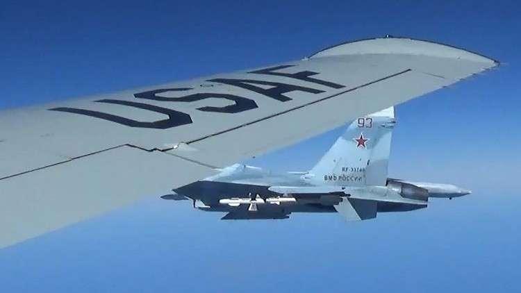 موسكو تعرض على واشنطن حلا لمسألة اعتراض الطائرات