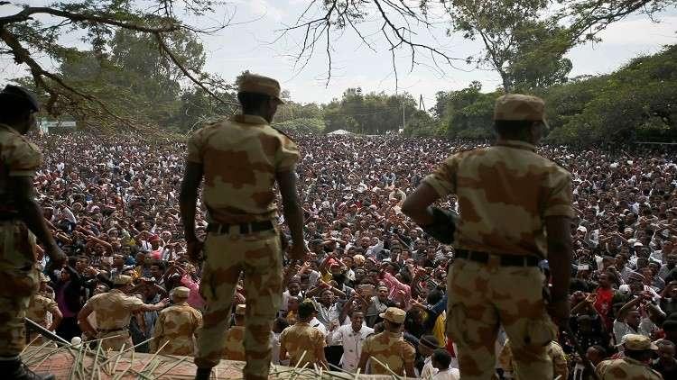 السلطات الإثيوبية تصدر عفوا عاما عن 746 سجينا