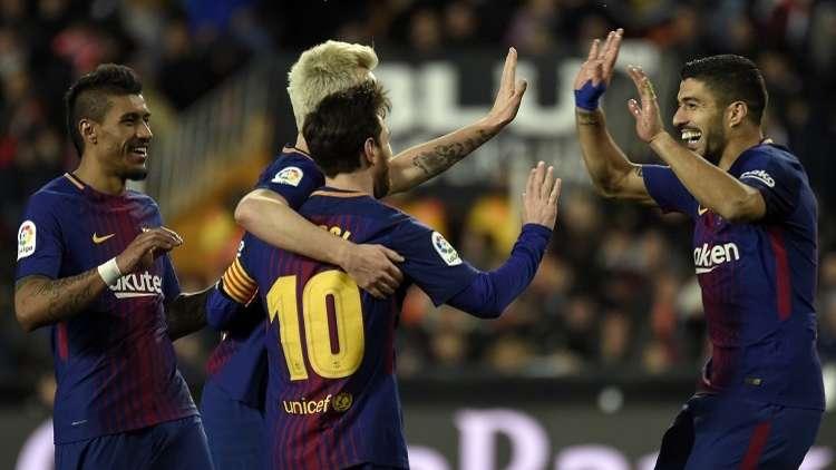 بالفيديو.. نهائي مثير في كأس إسبانيا