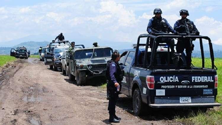 مقتل 6 أشخاص داخل مطعم في المكسيك