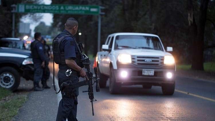 اعتقال زعيم أكبر شبكة تهريب للمخدرات في المكسيك