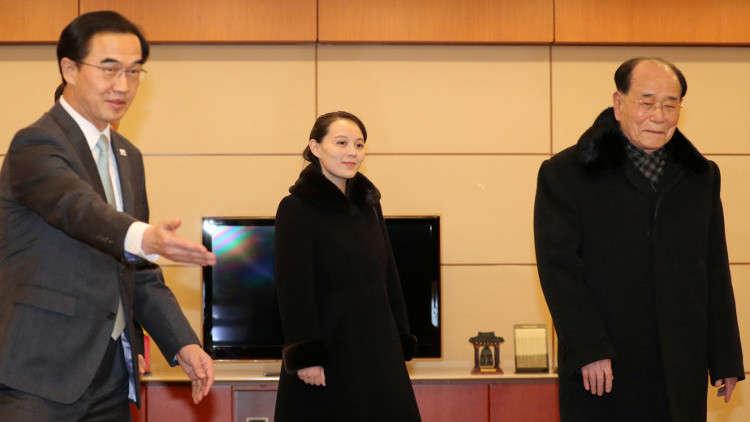 مصادر دبلوماسية تكشف خطط شقيقة كيم جونغ أون خلال لقائها رئيس كوريا الجنوبية