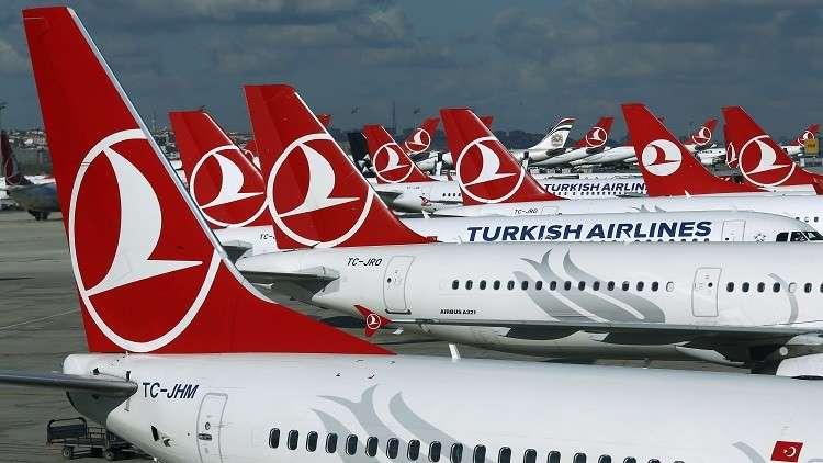 تركيا تحقق أعلى زيادة بعدد المسافرين جوا في 12 عاما