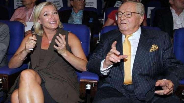 محكمة الاستئناف تثبت إزاحة لوبان لأبيها من حزبه