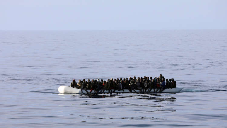 مصرع ثلاثة مهاجرين قبالة سواحل إسبانيا
