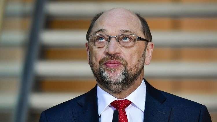شولتز يرفض حقيبة وزير الخارجية في حكومة ميركل