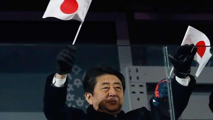 شينزو آبي يطالب رئيس كوريا الشمالية بالتخلي عن النووي