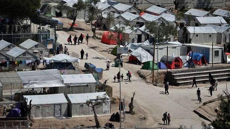 قلق أممي من انتشار العنف الجنسي داخل مراكز اللجوء في اليونان