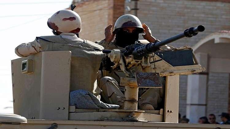 مصر.. إيقاف الدراسة في شمال سيناء مع بدء عملية عسكرية ضد الإرهاب