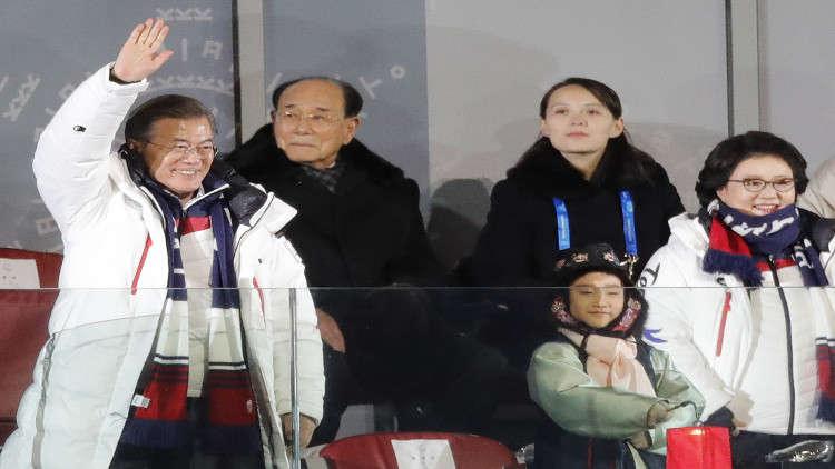 لأول مرة.. لقاء تاريخي يجمع بين القيادات في الكوريتين
