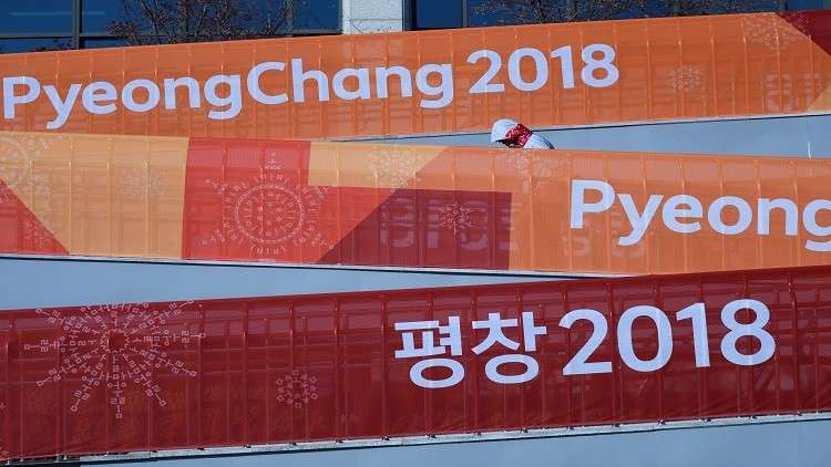 إصابات فيروسية جديدة في الألعاب الأولمبية 2018
