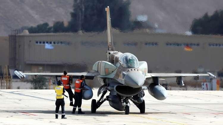 نائب قائد القوات الجوية الإسرائيلية: الضربة الإسرائيلية في سوريا هي الأوسع والأكثر فاعلية منذ 1982