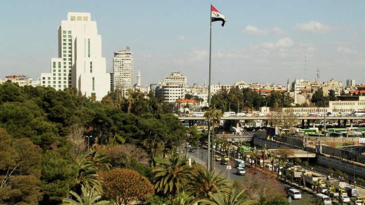 وسائل إعلام سورية تتعرض للتشويش في يوم إسقاط دمشق لمقاتلة إسرائيلية