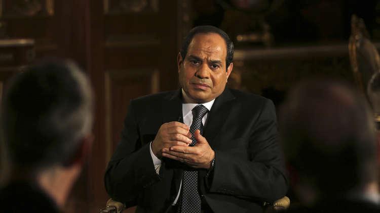 مصدر عسكري مصري يشرح استخدام السيسي لمصطلح
