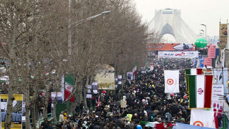 إيران تحيي الذكرى 39 لانتصار الثورة الإسلامية