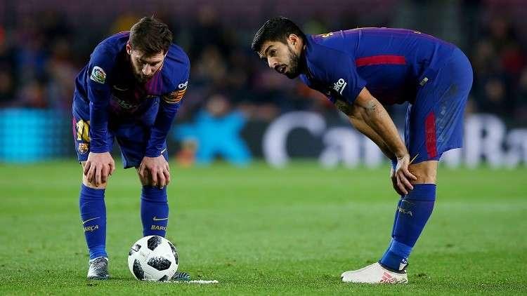 بالفيديو.. خيتافي يحرج برشلونة في معقله