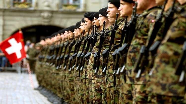 لم يخض حربا منذ 1847.. جيش سويسرا المحايد ينتصر في معركة