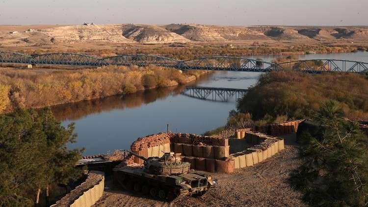 مواقع كردية: تركيا تخفض معدل مياه نهر الفرات المتدفقة إلى سوريا